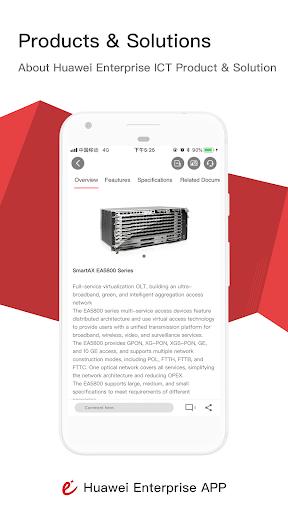 Huawei Enterprise Business 4.9.0 screenshots 2