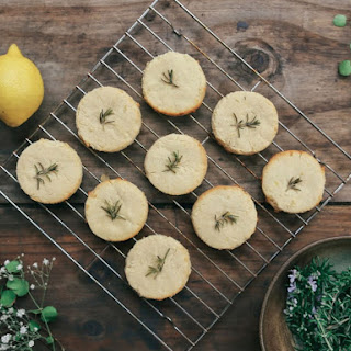 Petite Kitchen's coconut oil shortbread