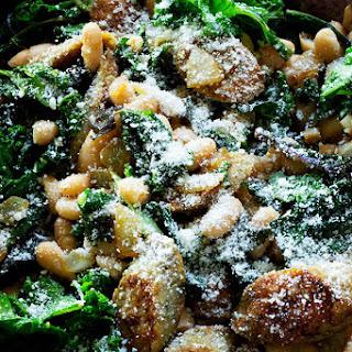 Sausage Kale and White Bean Stew Recipe
