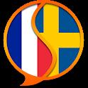 French Swedish Dictionary icon