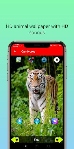 150 Animal Sounds 310 screenshots 2