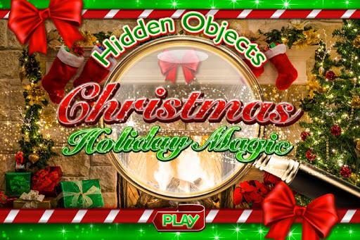Hidden Object Christmas Magic