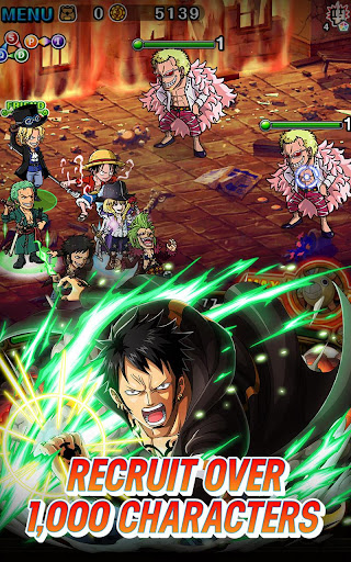 ONE PIECE TREASURE CRUISE screenshot 5