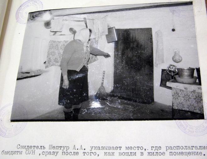 Свідчення Анни Шептур