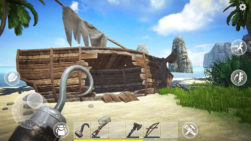Last Pirate: Survival Island Screenshot 0