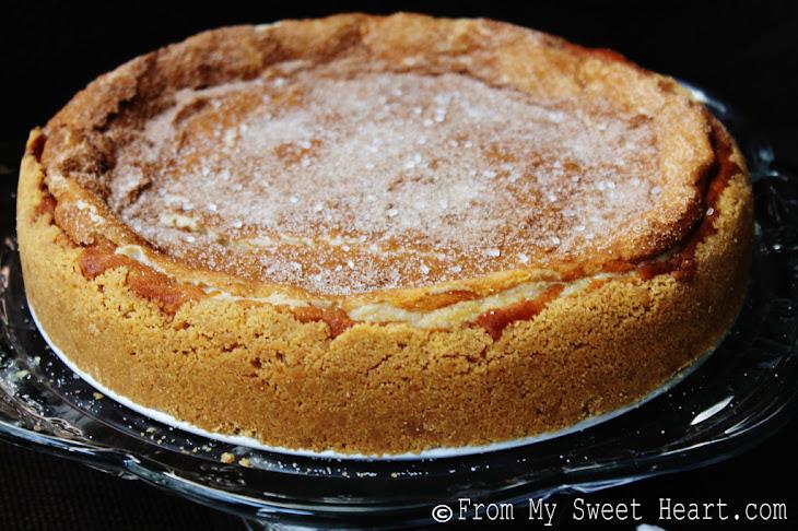 Snickerdoodle Cheesecake Recipe