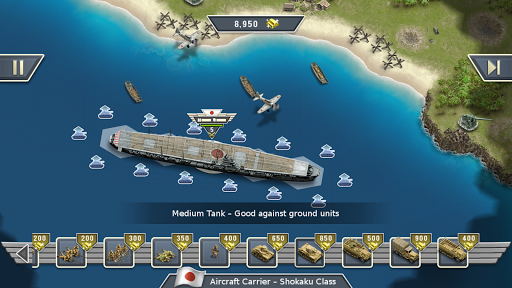 1942 Pacific Front - a WW2 Strategy War Game  screenshots 14