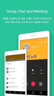 YeeCall free video call & chat screenshot 01