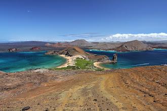 Photo: Bartolome Island.