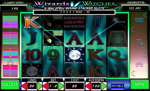 Magic Wizards Video Slotsud83euddd9 7004 screenshots {n} 9