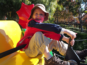 Photo: Day 6 - back to Legoland.  This time with boogers.