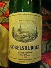 Photo: Fantastic Austrian Wine (on Date Night at Napa Rose)