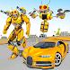 蜂ロボットカー変換ゲーム:ロボットカーゲーム