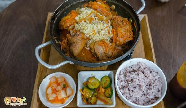 寶樂食堂/釷間茶行 在復古老宅中啖韓式料理