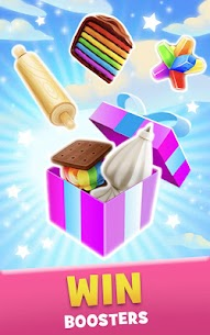 Cookie Jam Match 3 Games Mod Apk (Unlimited Coins, Lives, Extra Moves) 4