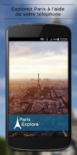 Paris Explore- screenshot thumbnail