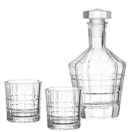 SPIRITII Whiskyset/3 delar