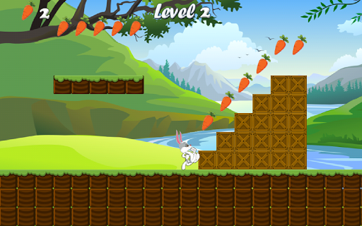 Bunny Run : Peter Legend Games (apk) free download for Android/PC/Windows screenshot