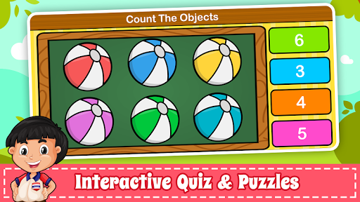 Learn Numbers 123 Kids Free Game - Count & Tracing 2.9 screenshots 6