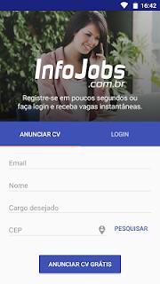 Vagas de empregos screenshot 00