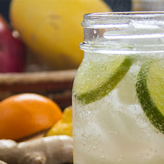 Make Your Own Lemon Lime Soda.