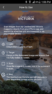 Destinations Victoria Magazine- screenshot thumbnail
