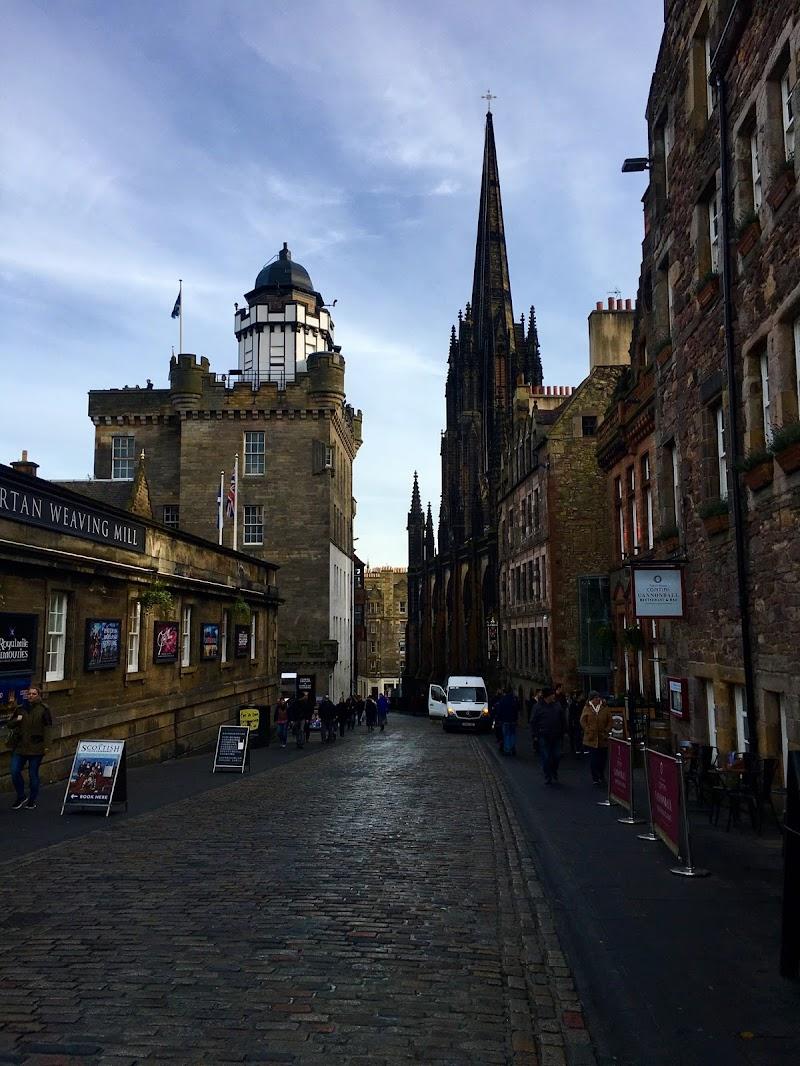 Edinburgh street di Juliet_
