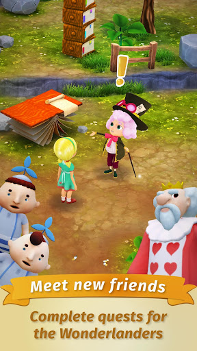 Alice: Fantasy world in the Wonderland! screenshots 2