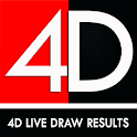 4D Live Draw Results icon