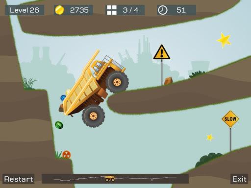 Big Truck --best mine truck express simulator game 3.51.52 screenshots 8