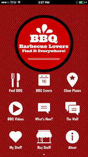 BBQ Lovers -App Coupons, Deals- screenshot thumbnail