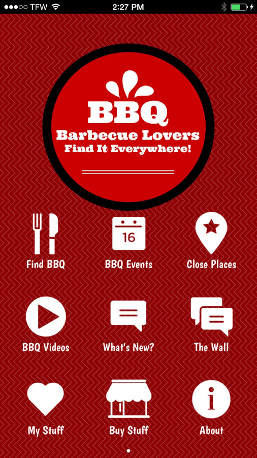 BBQ Lovers -App Coupons, Deals- screenshot