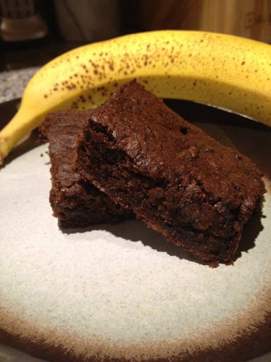 recipe: paleo chocolate banana brownies [34]