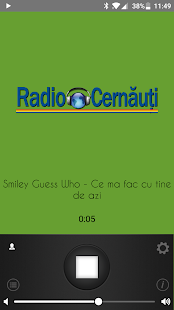 Radio Cernauti- screenshot thumbnail