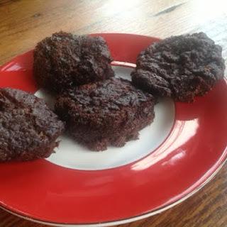 Flour-less Chocolate Banana Brownies