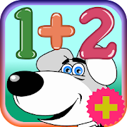 Addition and digits for kids+
