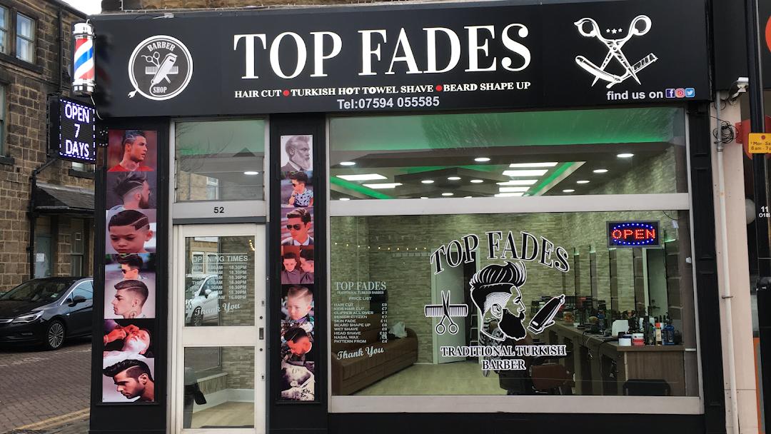 Top Fades Barber Shop Traditional Turkish Barber Barber Shop