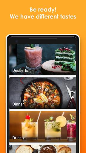 Healthy Easy and Keto Recipes - MyDelish 1.4 screenshots 1