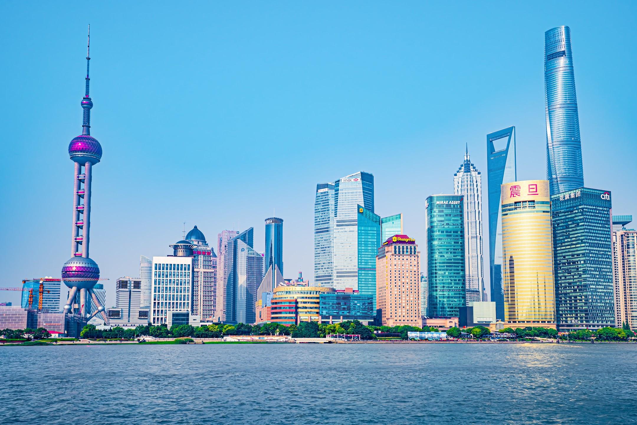 Shanghai Waitan (The Bund) Pudong3