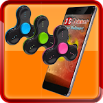 3D Fidget Spinner Live Wallpaper and Theme Icon
