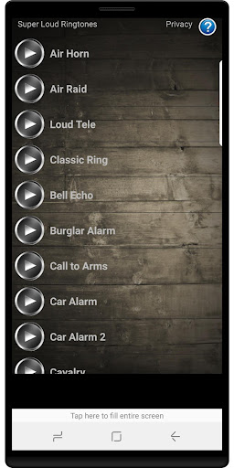 Super Loud Ringtones screenshot