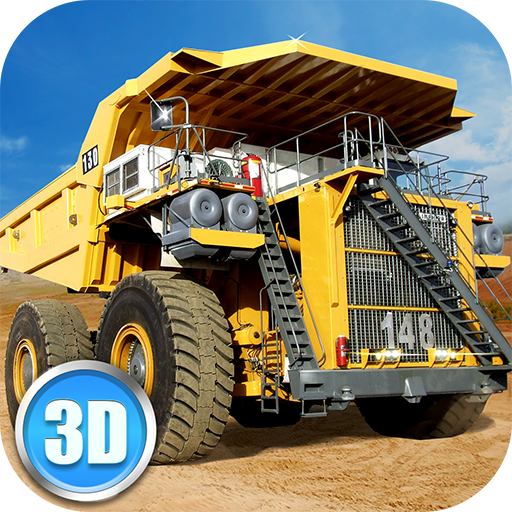 Big Machines Simulator 3D