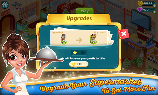Supermarket Tycoon 1.33 Mod screenshots 3