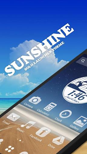 Sunshine - Solo Theme