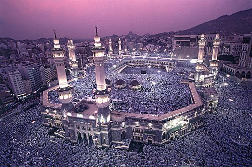 Mosque in Mecca