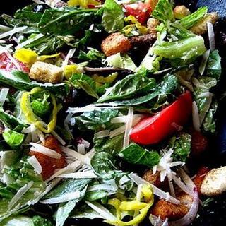 Almost-Famous Garden Salad (Olive Garden Copycat)