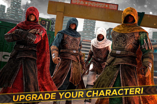 Killer's Creed Soldiers - Fighting Warrior Attack for PC