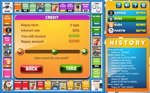 CrazyPoly - Business Dice Game  screenshots 3