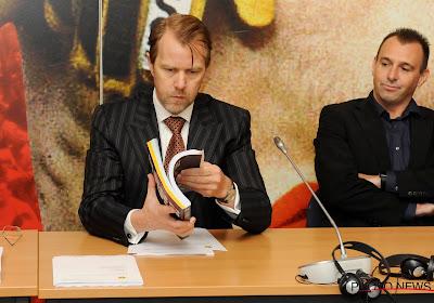 L'Union belge se distancie du procureur fédéral Wagner après sa collaboration frappante avec un club