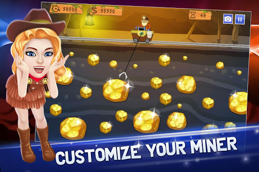 Gold Miner Vegas: Nostalgic Arcade Game - screenshot